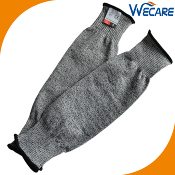 Long Arm Protect Safety Cut Resistant Sleeves