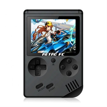 8 Bit Retro Games Console Handheld Game Player for Child