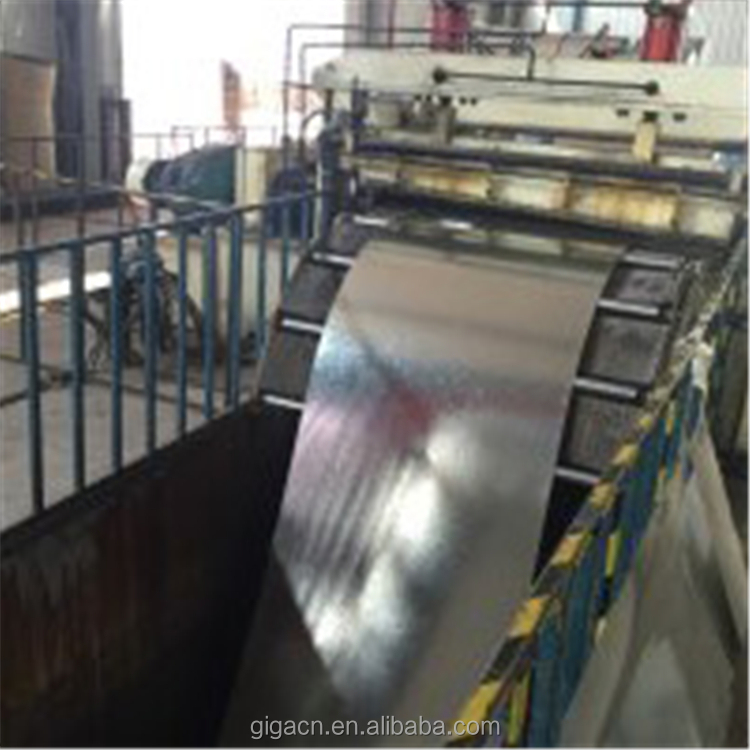 Rolled Stainless Strips Hot Dipped Galvanised Slit Steel Coil