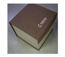 Chipboard Box with Magnet Closure, Rigid set-up boxes/cheap custom folding box