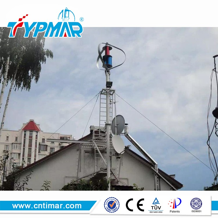China Supplier Wind Turbine Small Model ISO9001,ISO14001