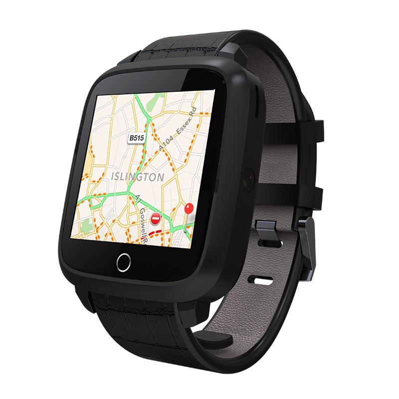 3G Network Black Support Mp3 Mp4 Smart Bracelet Watch