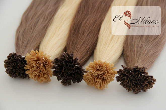 New Stock of U-TIP Hair Extensions !!!