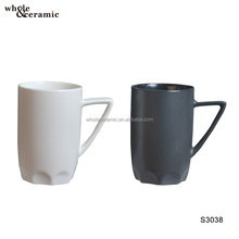 Unique White Black Coffee Mug Magnetic Water Mug
