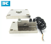 Cantilever Structure Load Cell Mounting 500Kg 1T 2T 3T For Reactor Hooper Batching Scale System