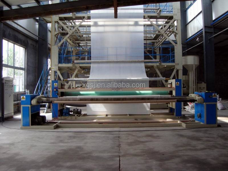 High-end Labor Saving Mulch Film Blown Machine
