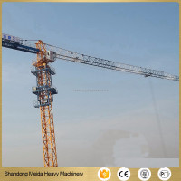TC5513- 6ton Zoomlion Topless hot sale luffing tower crane 6 tons