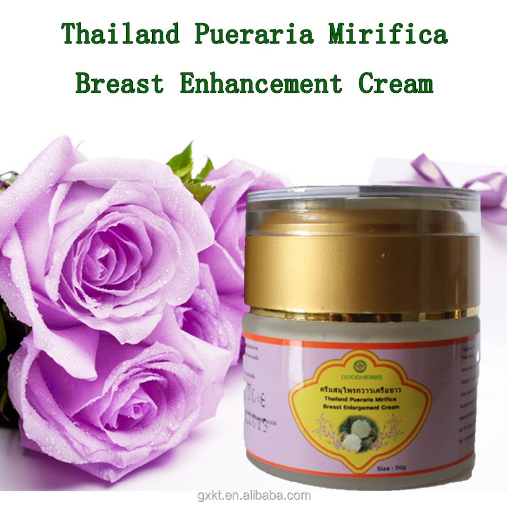 Thailand Pueraria Mirifica Isoflavone Big Breast enlargement Cream