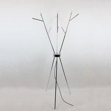 Modern Hotel Wrought Iron Tripod Led Floor Lamp