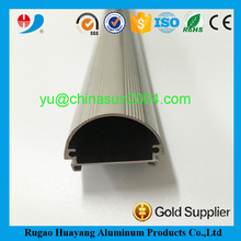 led aluminum profile/6000 series anodized extrusion led aluminum profile for led strip lights