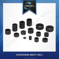 whole sale cheap cup shape strong China Cylinder Ferrite Magnet