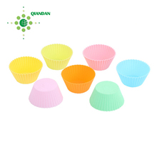 competitive price silicone cupcake molds liners cup cake