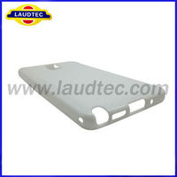 High Quality Plain TPU Gel Case for Samsung Galaxy Note 3 Laudtec Hot Selling
