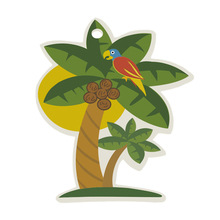 Wholesale bulk car air fresheners wholesale little tree,coconut tree air freshener