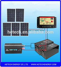easy installment clean power from china cheap Residential solar panels system 1000w price
