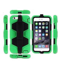 Waterproof Shockproof Dustproof wholesale Durable PC + silicone phone Cases for iphone5c Military heavy duty