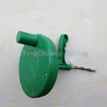 Manual Type Drain Cleaner for Cloged Snake Sewer Sink Tube cleaning in China