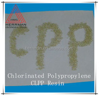chlorinated polyolefins for coating and ink