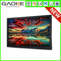 GK880T Series 55 65 70 84inch size 1080P 4K Support OEM ODM interactive multi touch screen tv