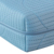 KARGIMO high-end Reversible use nylon cold yarn sleeping cool 3d air mesh spacer fabric bed mattress without spring