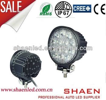 Cree Led Working lamp Off Road 12v led portable work ligth for truck