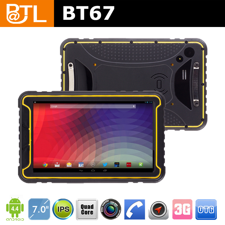 BATL BT67 android OS rugged dual sim 4g 5 for Field Service & Utilities