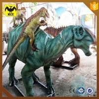 HLT Life like dinosaur used commercial playground equipment sale