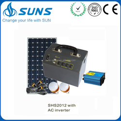 Latest new model quality assurance 12V/220V 300W cost of solar panel system