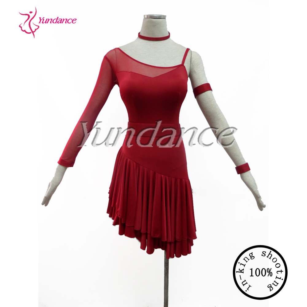 practice latin dancewear china MP123