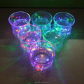 Wholesale OEM colorful customized led lighting wine glass