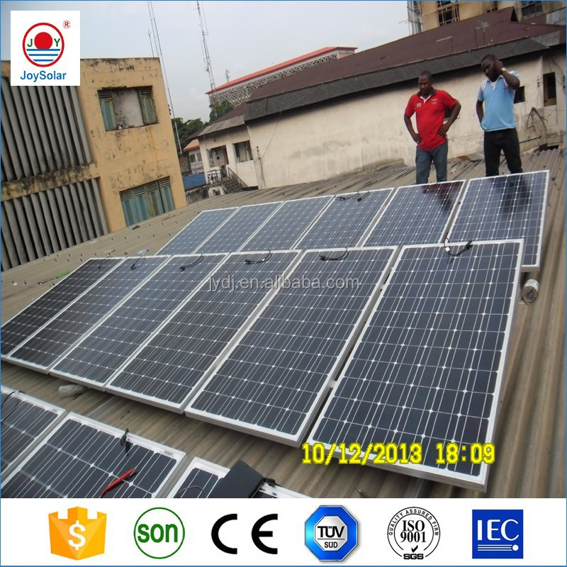 300WP For Sale Stand Poly Solar Panels