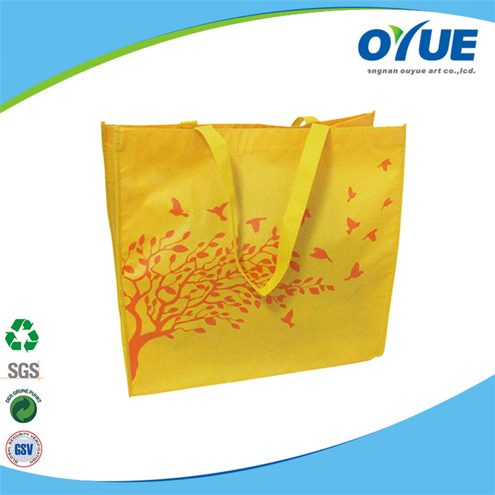 Hot sale custom promotional cheap shopping bag non woven bag