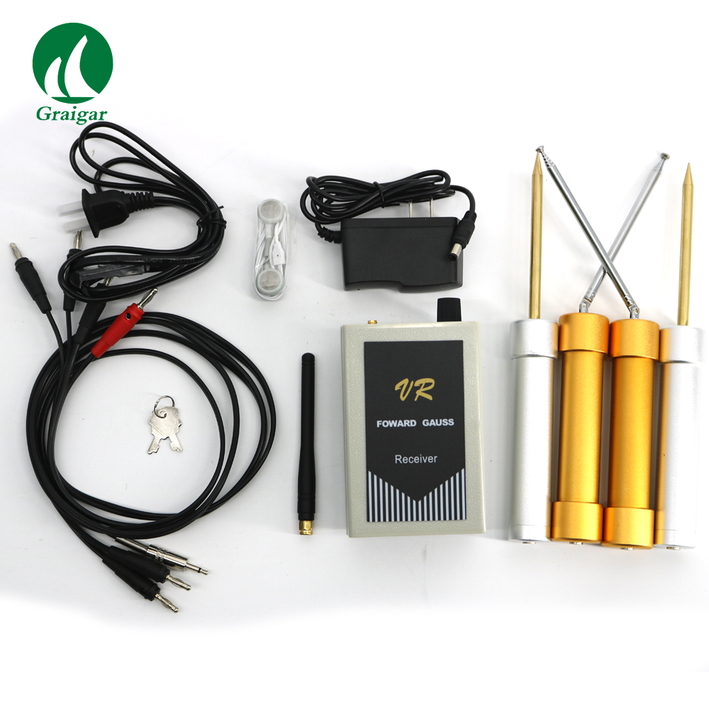 New Digital VR3000 underground Diamond Detector metal tester gold detector