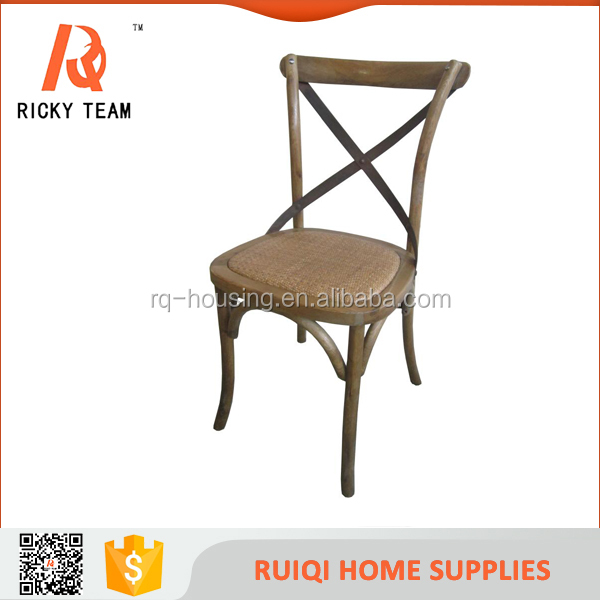 Elegant X back Chair For Rent