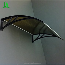 french style window sliding Polycarbonate Door Canopy Awnings