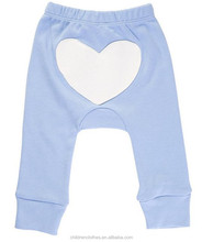 Comfotable cotton shorts Love model baby pants Boys blue pants