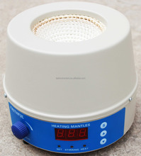 Digital & Magnetic Stirring Heating Mantle
