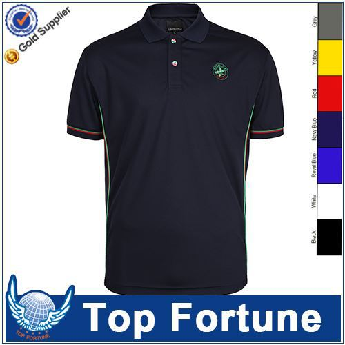 Hot Sales economic 100% pima cotton polo shirts