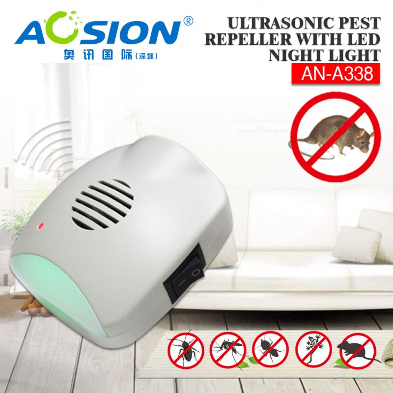 Aosion High Efficiency Best Choice indoor spider repeller plug in uk