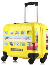 Kids Trolley hard case luggage Car Design Kids hard shell luggage