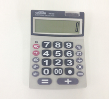 12 digit calculator for wholesalers with button battery