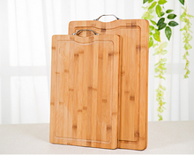 OEM logo design bamboo wooden cutting board wooden chopping board