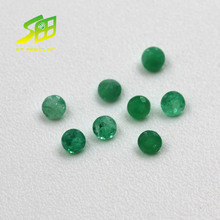2mm natural emerald stone for sale