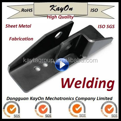 High Quality Sheet Metal Welding Parts