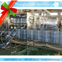K-0088 20 liter water bottle cap manufacturing machine
