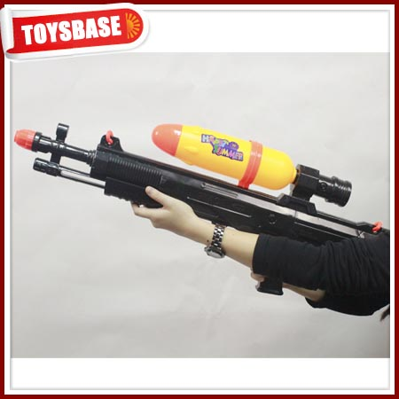 Kids summer plastic squirt toy watergun