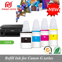 new water based ink refills for canon pixma g series refill ink g1800 g2800 g3800 printer