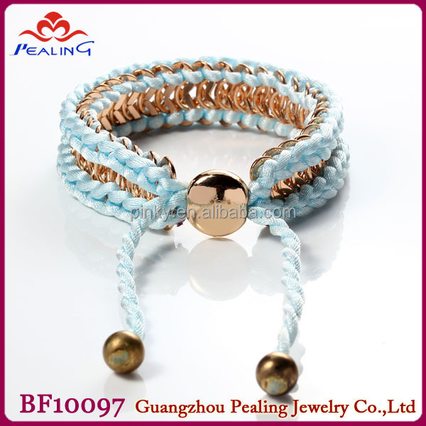 Hot selling infinity custom wholesale shambala bracelet for girl