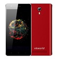 3G vkworld F1 MTK6580 Quad Core 1.3GHz Hot Selling 4.5 inch Android 5.1 Mni Smartphone1G+8G Double Flash Latest Mobile Phone