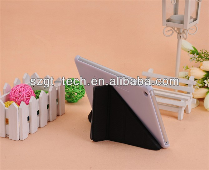 Customed leather case for ipad mini leather case